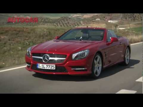 Mercedes SL video review