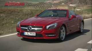Mercedes SL video review