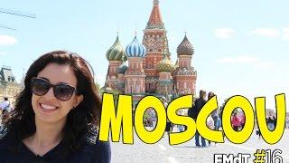 Fantástico Mundo de Taty #16 - Moscou