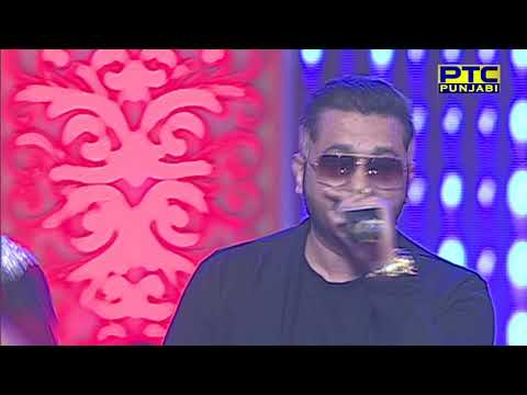 YO YO HONEY SINGH Performing at PTC Punjabi Film Awards 2016 | Grand Event | PTC Punjabi