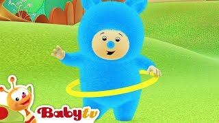 Billy Bam Bam - The Hula Hoop Dance, BabyTV