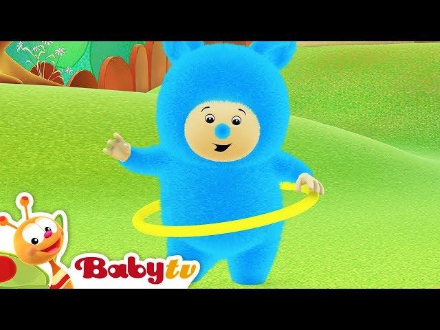 Billy Bam Bam | The Hula Hoop Dance | BabyTV