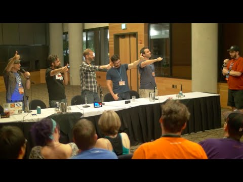 Nerdtacular 2014 - The Little Things - Punished Props