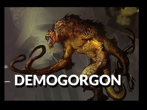 Dungeons and Dragons Lore: Demogorgon