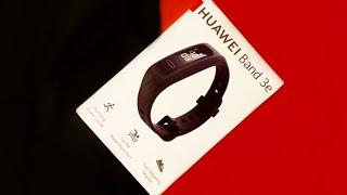 Huawei Band 3e - Best budget fitness tracker?