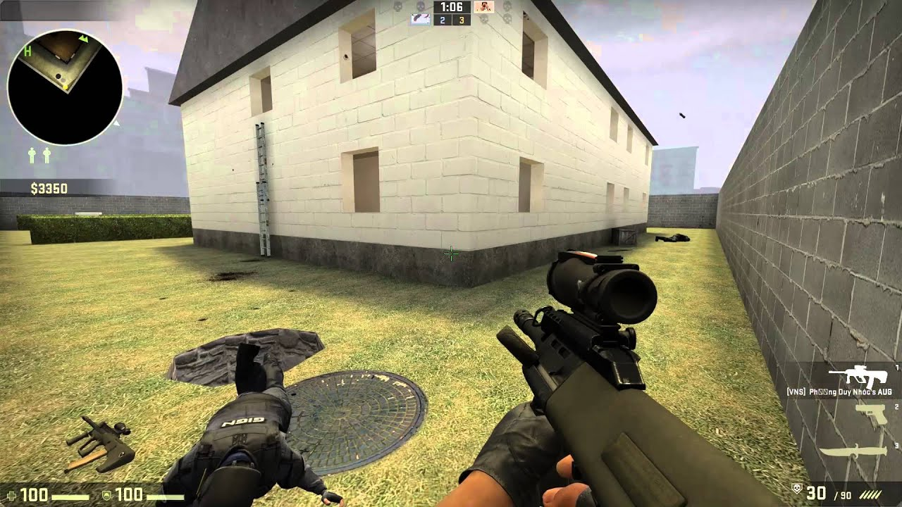 Counter strike global offensive mansion elite gymnastics drop in