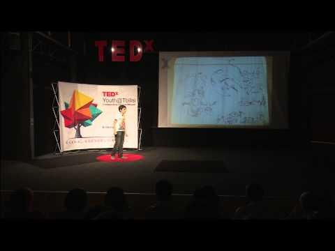 How to turn boring job into fun activity | Giorgi Zibzibadze | TEDxYouth@Tbilisi