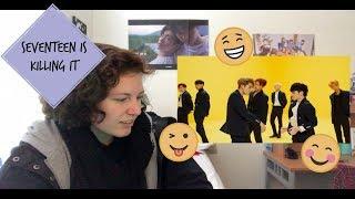 Seventeen Clap MV Reaction
