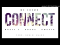 Ms Cosmo – Connect (Ft. Nasty C, Kwesta & Rouge)