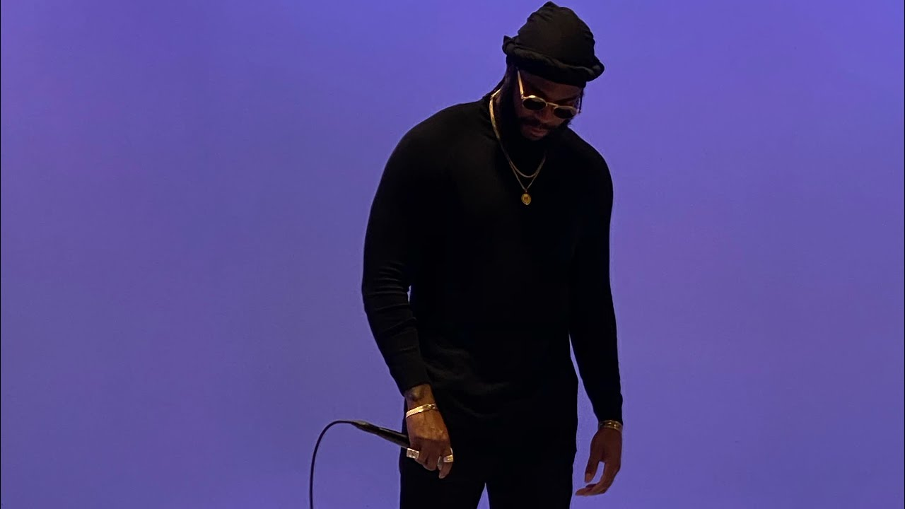 """Big K.R.I.T. August Virtual Performance Of """"Children Of The World"""""""