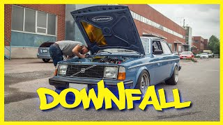DOWNFALL // S04E07 // BAMSE'S TURBO UNDERPANTS