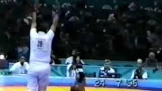 52 кг. Финал. Армен Назарян (Атланта 1996)