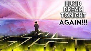 "Powerful Lucid Dreaming Secret Portal 60 "" The Maze Cloud "" ( 3 HOUR LUCID DREAMING) Binaural Beats"