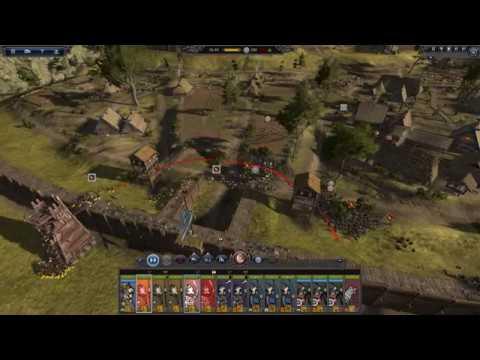 Total War: Thrones of Britannia | How to Siege |