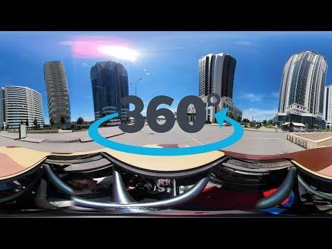 Видео 360° /