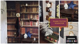 Harry Potter Room makeover