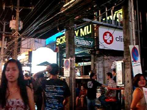 Ladyboys and go go girls at Bangla road, Phuket.m2ts - YouTube