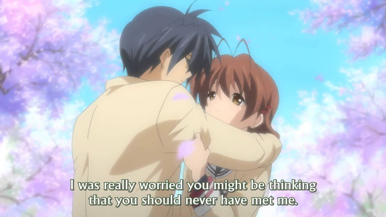 Clannad After Story Hill Scene Youtube