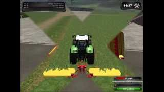Farming Simulator 2011  Platinum Edition gras maaien