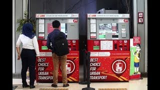 Download Video Cara membeli tiket Commuter Line di Stasiun Kota dengan Vending Machine MP3 3GP MP4