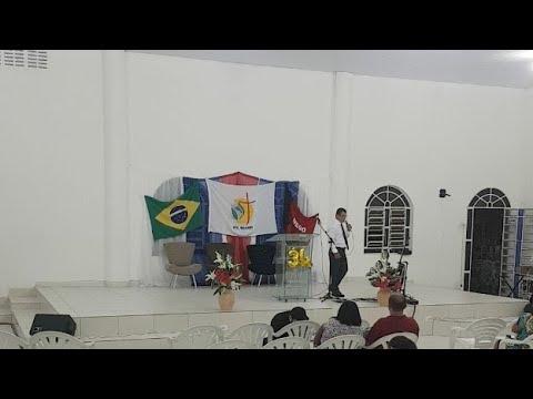 Culto De Aniversário Da Igreja Betel Geisel. 04.09.2018