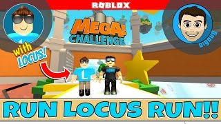 Roblox Mega Challenge with Locus!!