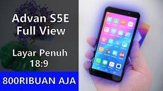 Video KEREN BANGET ! - Unboxing Advan S5E Full View Indonesia download MP3, MP4, WEBM, AVI, FLV April 2018