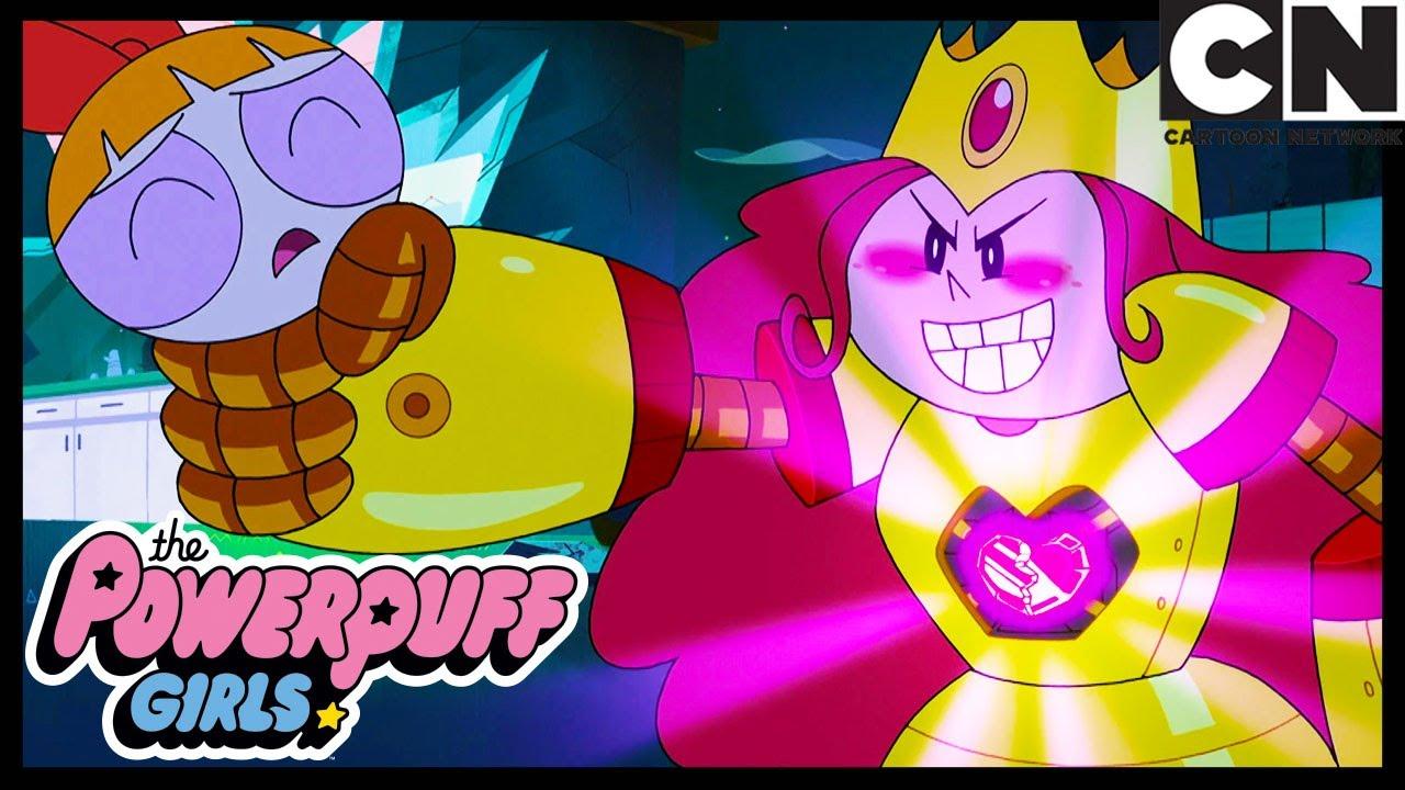 Księżniczka Forsiasta | Atomówki | Cartoon Network