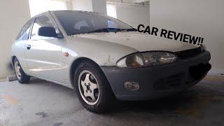 CAR Review: Proton Satria 1.3NA