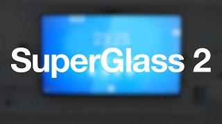 Écran interactif haute précision Superglass 2 SpeechiTouch : découvrez ses fonctionnalités