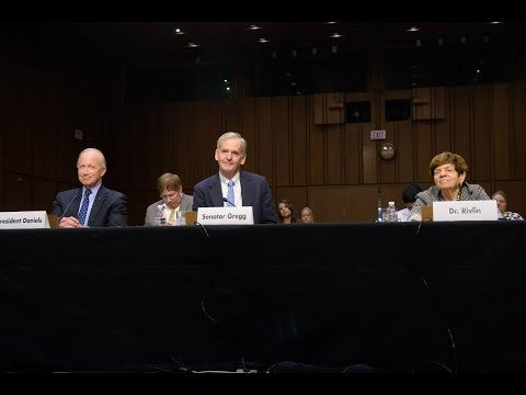 Hearing: Federal Debt: Direction, Drivers and Dangers