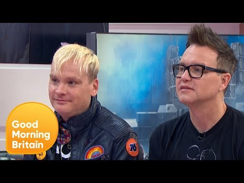 Blink-182 Reveal They Plan on Playing UK Shows Next Summer | Good Morning Britain