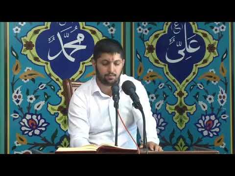 """Haci Rahib """"Ramazan ayının 8-ci günü - Quran Tilaveti"""