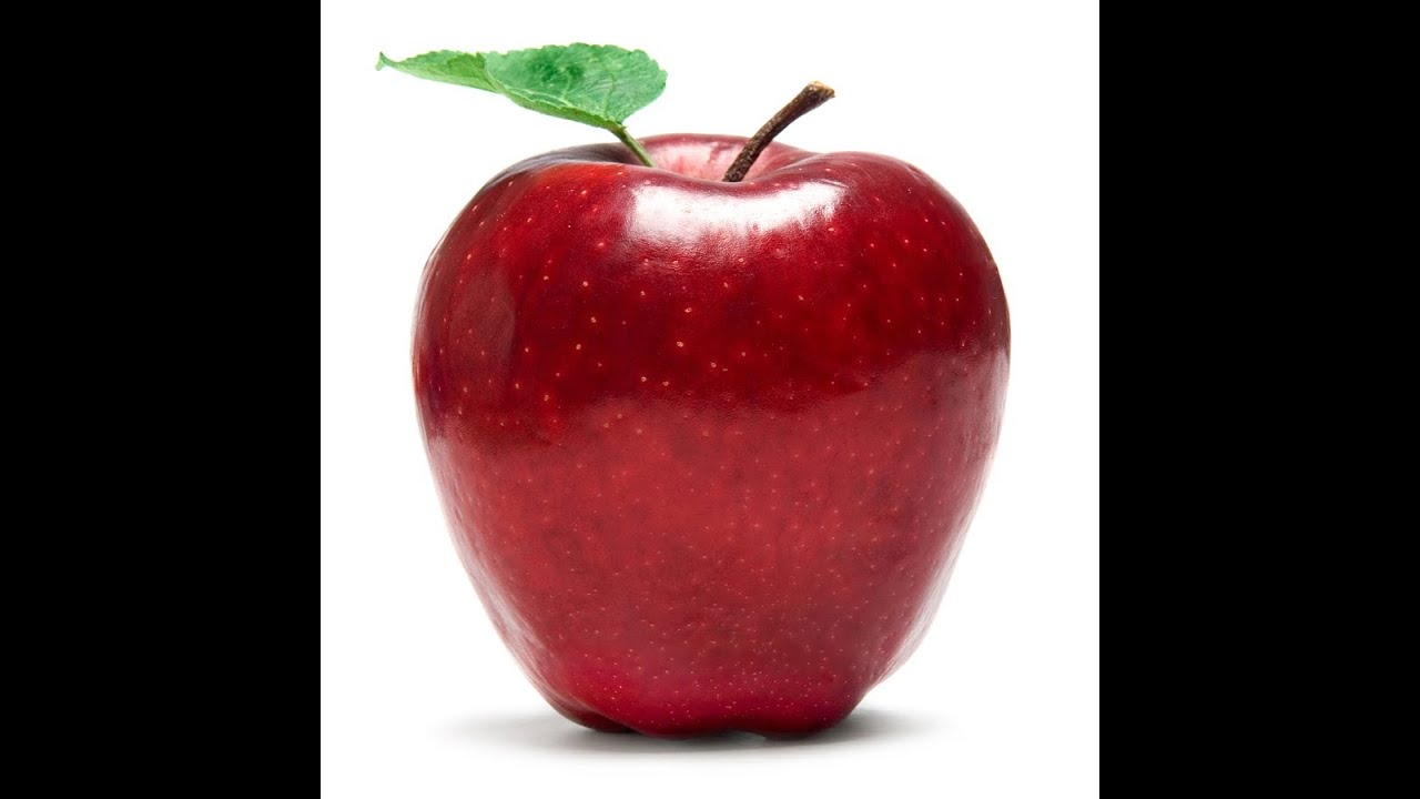 What's the Best, Healthiest Apple? Red Delicious - YouTube