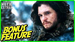 GAME OF THRONES | Kit Harington on Playing Jon Snow Featurette (HBO)