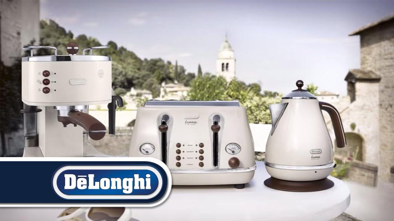 Delonghi Kitchen Set