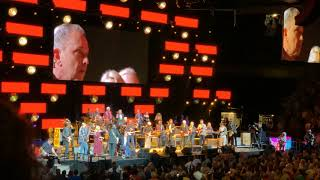 Crossroads Guitar Festival. Finale  High time we went Eric Clapton. Sep 21st 2019