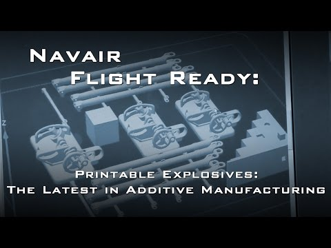 Flight Ready: Additive Manufacturing