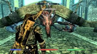 The Elder Scrolls 5: Skyrim :: (Main Quest #15) The Fallen :: Difficulty Adept (Part 2)