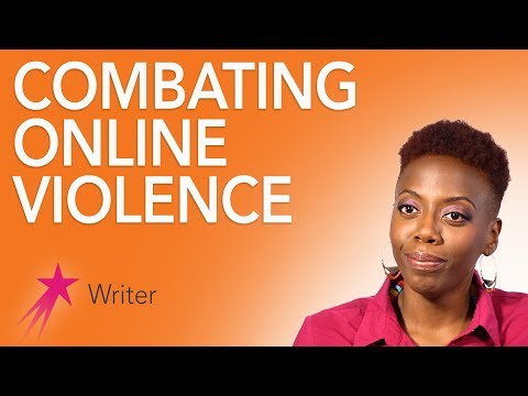 Writer: Combating Online Violence - Fungai Machirori Career Girls Role Model