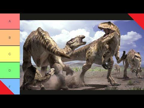 Download Chased by Dinosaurs (2002) Accuracy Review | Dino Documentaries RANKED #6