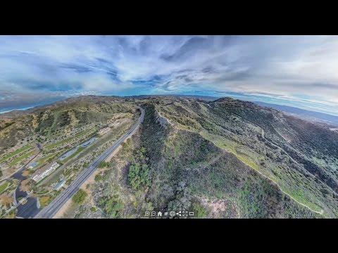 2nd test with the DJI Mavic Pro  |  Drone Photogrammetry and 360x180HDRi