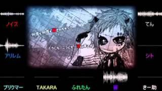 【合唱】ポーカーフェイス / Poker Face - Nico Nico Chorus