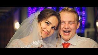 Свадьба. Витя и Таня. Ресторан