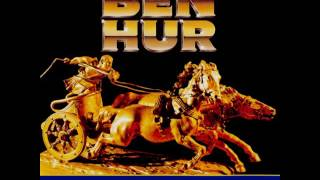 Ben Hur 1959 (Soundtrack). 04 The Burning Desert
