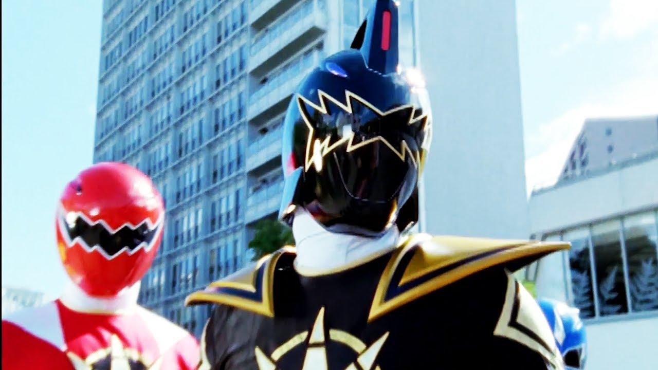 Back in Black | Power Rangers Dino Thunder | Episode 5 | Full Episode | Power Rangers Official