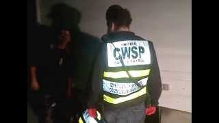 cwsp shmira of boro park assists fdny chief with operations following hurricane sandy