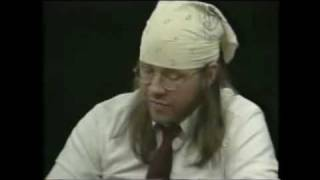 Charlie Rose interviews David Foster Wallace, 3/4