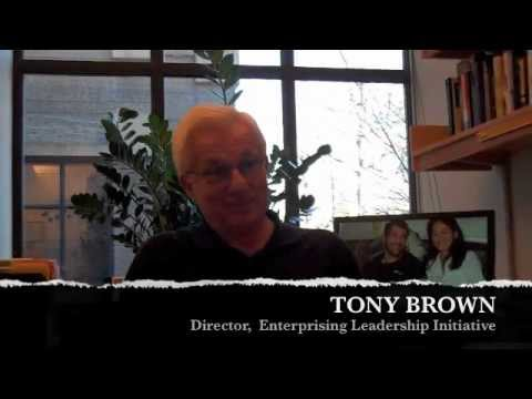 Tony Brown Interview