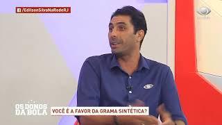 Os Donos da Bola Rio 28-02-20 - AO VIVO